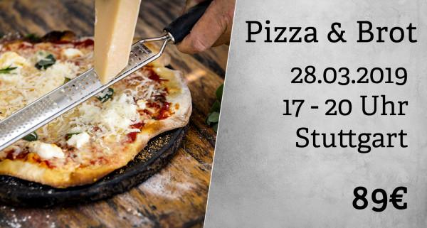 Pizza & Brot Workshop