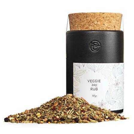 Veggie BBQ Rub - Keramikdose