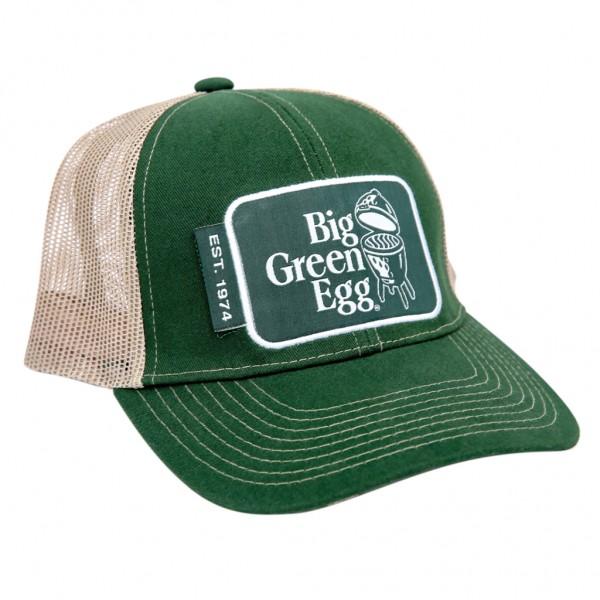 Big Green Egg Cap - grün