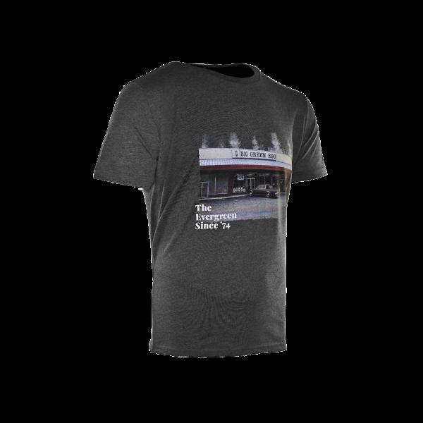 T-Shirt Evergreen First Shop