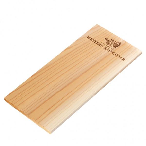 Grillplanken aus Holz Zeder