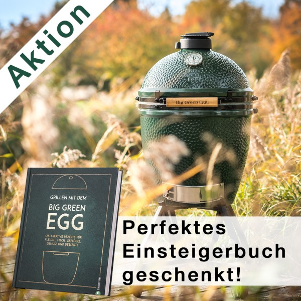 Large Egg - Starter Set - GRILLBUCH