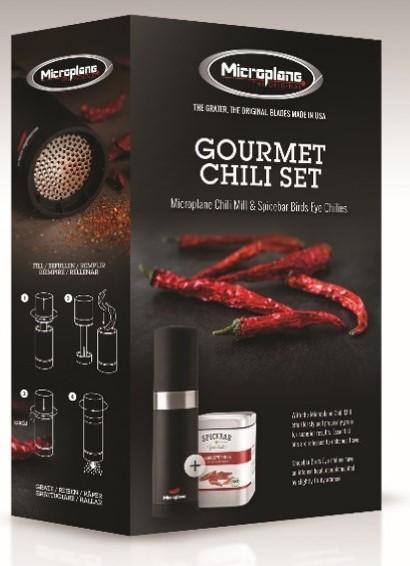 Gourmet Chili Set
