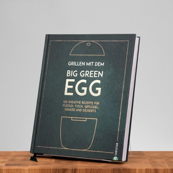 Grillen mit dem Big Green Egg - Buch