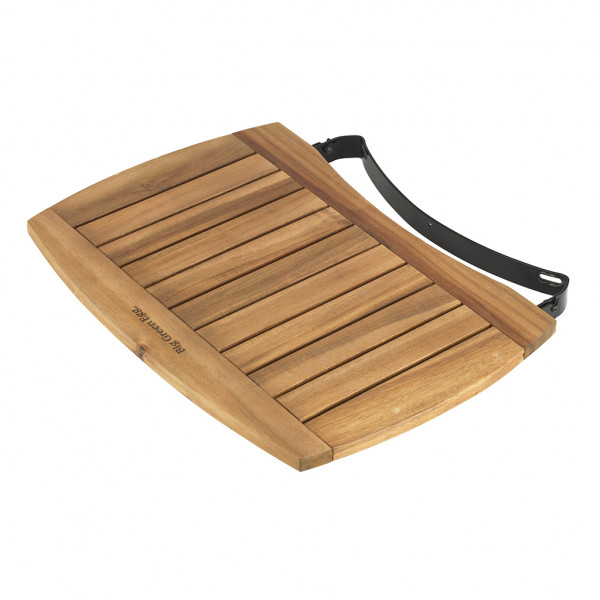 Seitentisch aus Akazienholz L