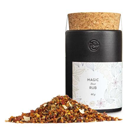Magic Dust Rub - Keramikdose